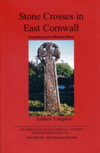 STONE CROSSES IN EAST CORNWALL by Andrew Langdon