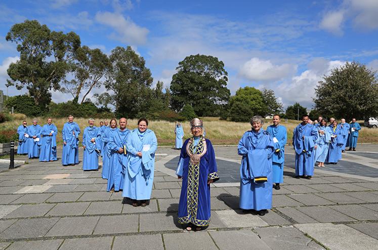 Bardic Ceremony - Gorsedh Kernow 2020