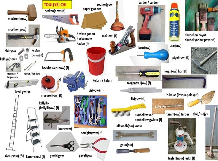 Kernewek Tools