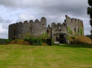 Lostwithiel - Restormel Castle (Photo Terry Knight)